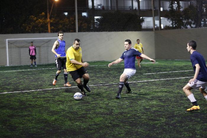 time de futebol masculino