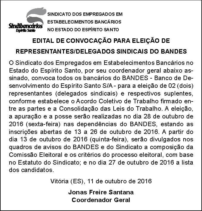 edital-eleicao-delegados-sindicais-bandes-11-10-2016